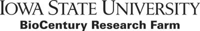 Centered BioCentury Research Farm black logo